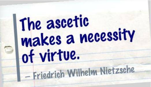 asceticism