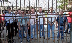 Eight Mennonite men are serving sentences in prison for the rapes of more than 130 women in Manitoba Colony. One of the alleged rapists escaped and now resides in Paraguay.