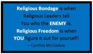 Religious Bondage